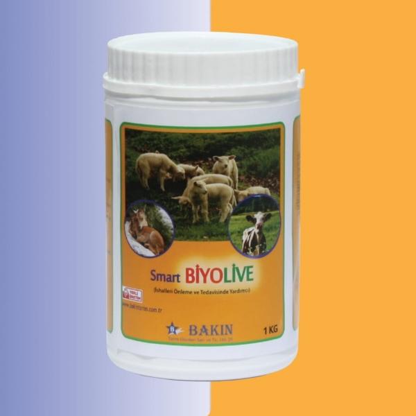 Smart Biyolive Premiks / Suya, Süte ve Mamaya Katılan Formu